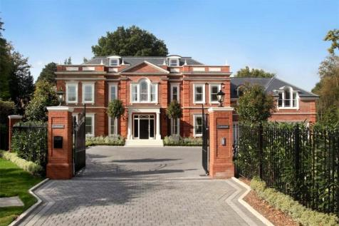 bedroom houses for sale in sunningdale, ascot, berkshire  rightmove, Bedroom designs
