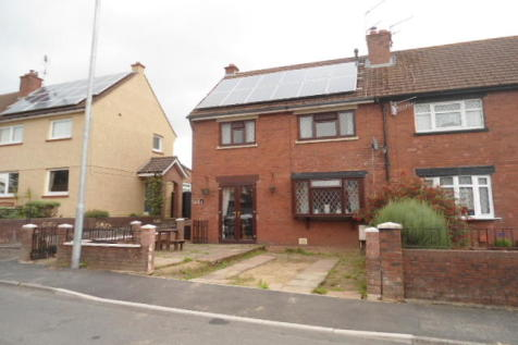 St. Cadocs Road, Pontypool, Monmouthshire, Torfaen, NP4, South Wales - Semi-Detached / 3 bedroom semi-detached house for sale / £99,950