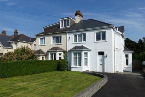 Merthyr Mawr Road, Bridgend, Bridgend, Mid Glamorgan, South Wales - Semi-Detached / 3 bedroom semi-detached house for sale / £315,000