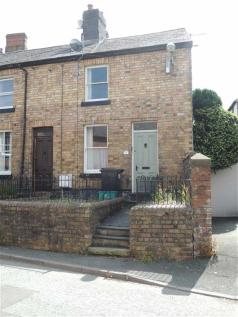 18, Foundry Terrace, Llanidloes, Powys, SY18, Mid Wales - End of Terrace / 2 bedroom end of terrace house for sale / £60,000