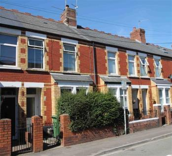 Coronation Road, Birchgrove, Cardiff, CF14 4QY, South Wales - Terraced / 3 bedroom terraced house for sale / £220,000