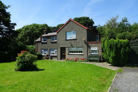 Tn'n Y Bonc, Talsarnau, Merionethshire, LL47, North Wales - Detached / 4 bedroom detached house for sale / £275,000