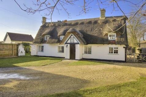 Properties for sale in guilden morden flats houses for for Morden houses for sale