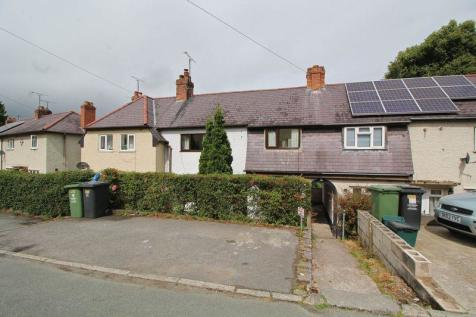 Woodlands Grove, Llangollen, LL20 7RL, North Wales - Terraced / 3 bedroom terraced house for sale / £105,000