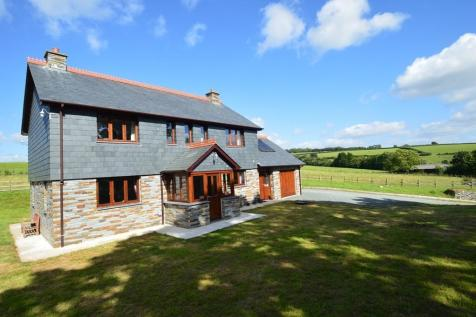 4 bedroom houses for sale in cornwall rightmove for Modern house zoopla