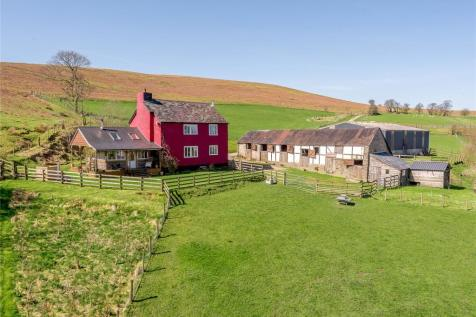 LLangunllo, Knighton, Powys, Mid Wales - Detached / 3 bedroom detached house for sale / £525,000