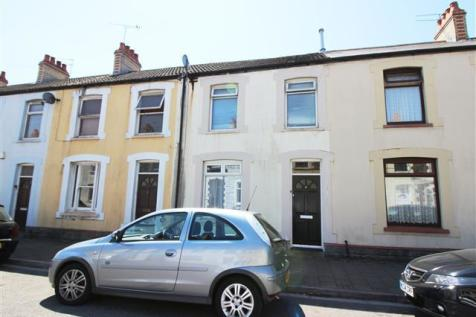 Arthur Street, Splott, CF24 1QR, South Wales - End of Terrace / 3 bedroom end of terrace house for sale / £140,000