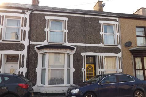 Madoc Street, Porthmadog, Gwynedd, LL49, North Wales - House / 4 bedroom terraced house for sale / £160,000