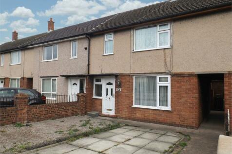 Ffordd Y Morfa, Abergele, Conwy, LL22 7NT, North Wales - Terraced / 2 bedroom terraced house for sale / £80,000