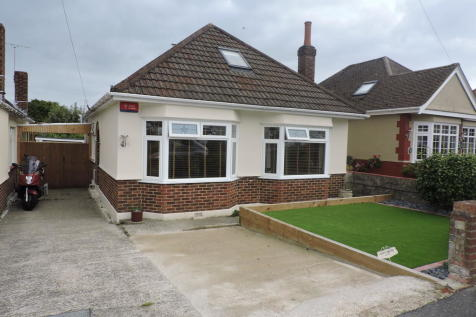 Bungalows For Sale In Redhill Bournemouth Dorset