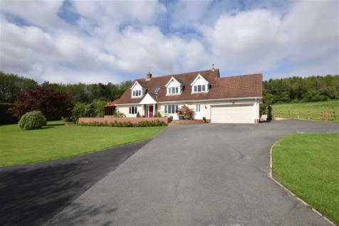Llanvaches, Monmouthshire, NP26 3BA, South Wales - Detached / 4 bedroom detached house for sale / £995,000