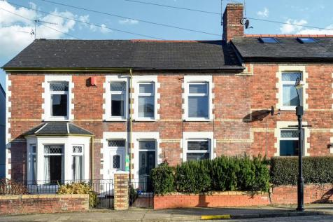 Grove Terrace, Penarth, CF64 2NG, South Wales - Terraced / 2 bedroom terraced house for sale / £299,950