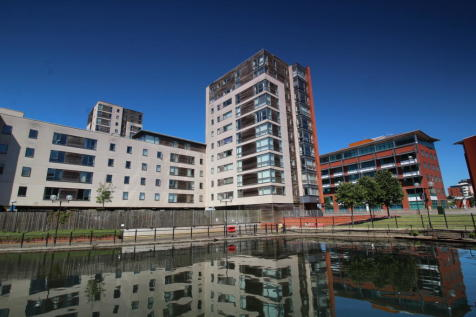 Falcon Drive, Cardiff, CF10 4RA, South Wales - Flat / 1 bedroom flat for sale / £120,000