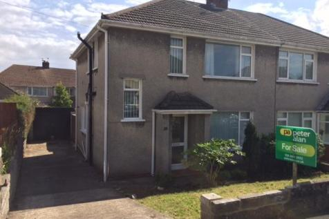 Mayflower Avenue, Llanishen, Cardiff, CF14 5HQ, South Wales - Semi-Detached / 3 bedroom semi-detached house for sale / £210,000
