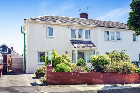 Three Arches Avenue, Cardiff, CF14 0NW, South Wales - Semi-Detached / 3 bedroom semi-detached house for sale / £250,000