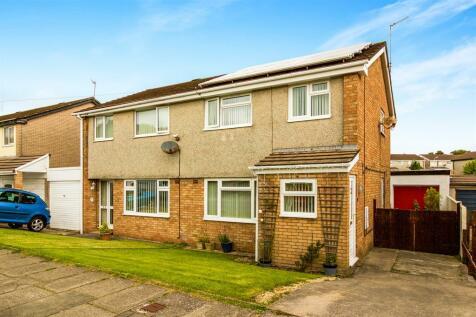 Ffordd Yr Afon, Bridgend, CF31 4UB, South Wales - Semi-Detached / 3 bedroom semi-detached house for sale / £130,000