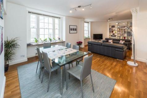 Crawford Street, London, W1H - Flat / 3 bedroom flat for sale / £1,750,000