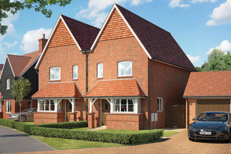 bedroom houses for sale in cranleigh, surrey  rightmove, Bedroom designs