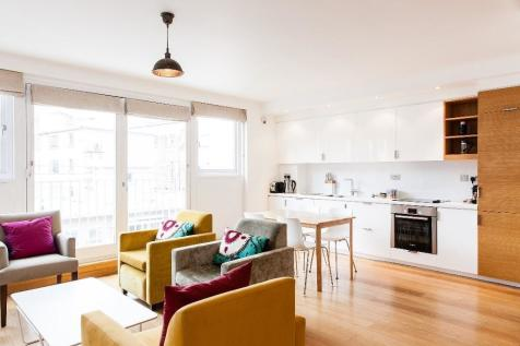bedroom flats to rent in holborn central london