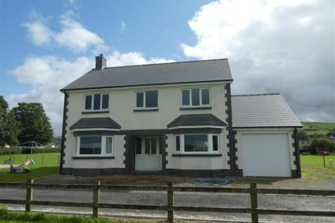 Tregaron, SY25 6HR, Mid Wales - House / 3 bedroom detached house for sale / £125,000