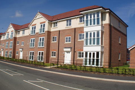 Ty Bala, Boundry Lane, CH4 8QL, North Wales - Apartment / 2 bedroom apartment for sale / £119,000