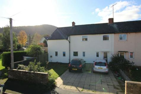 Penpentre, Talybont-On-Usk, Brecon, Mid Wales - Semi-Detached / 4 bedroom semi-detached house for sale / £230,000