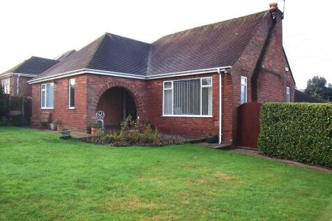 Glynnedale Park, Hawarden, CH5 3JW, North Wales - Detached Bungalow / 3 bedroom detached bungalow for sale / £249,950
