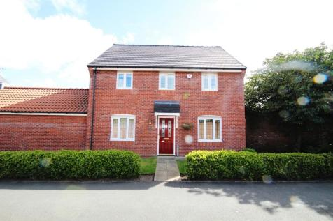 Wrexham, LL12 7YJ, North Wales - Detached / 4 bedroom detached house for sale / £259,950