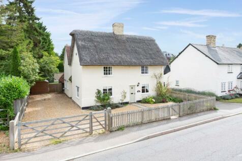 Properties for sale in steeple morden flats houses for for Morden houses for sale