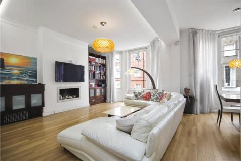 Bryanston Mansions, York Street, Marylebone, London, W1H - Apartment / 3 bedroom apartment for sale / £1,980,000