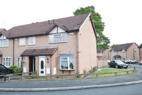 Braeside, Wrexham, Wrecsam, LL13, North Wales - Town House / 2 bedroom town house for sale / £124,950