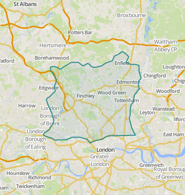 Mediarightmovecoukmapgeneratewidthheig - Map of north london areas