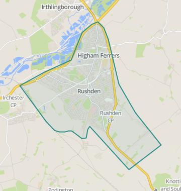 Properties For Sale In Rushden