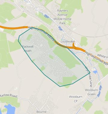 Properties To Rent In Flackwell Heath