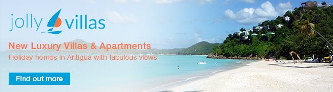 Luxury Villas & Apartments in Antigua