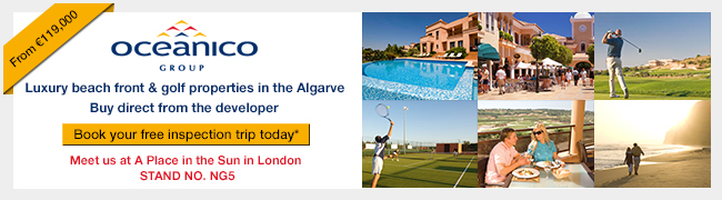 Golf & Beachfront Homes in Algarve