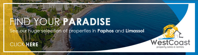 West Coast Properties Cyprus, Paphos