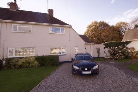 Pilgrim Way, Pentre Maelor, Wrexham, LL13 9RA, North Wales - Semi-Detached / 3 bedroom semi-detached house for sale / £124,950