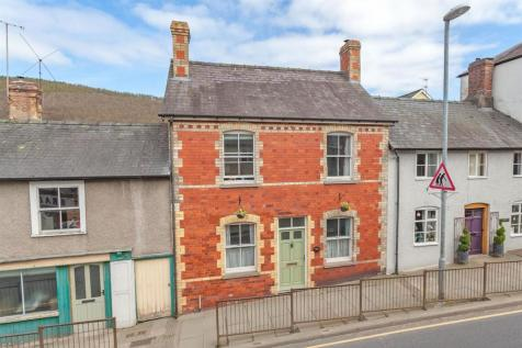 Chestnut View, Bridge Street, Knighton, LD7 1BT, Mid Wales - Terraced / 4 bedroom terraced house for sale / £187,500