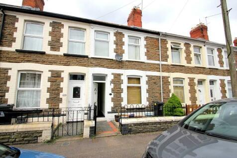 Keppoch Street, Cardiff. CF24 3JT, South Wales - Terraced / 2 bedroom terraced house for sale / £165,000