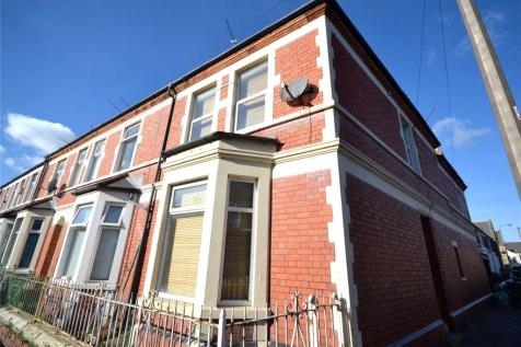 Talworth Street, Roath, Cardiff, CF24, South Wales - End of Terrace / 3 bedroom end of terrace house for sale / £225,000