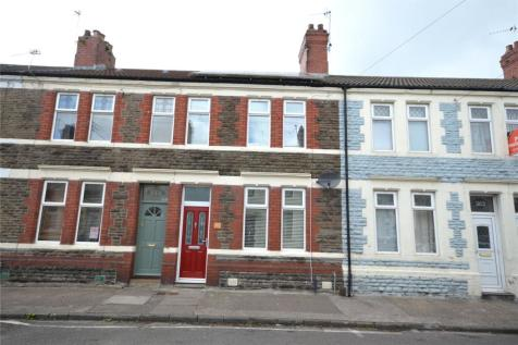 Railway Street, Splott, Cardiff, CF24, South Wales - Terraced / 2 bedroom terraced house for sale / £160,000