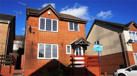 Llwyn Helig, Kenfig Hill, Bridgend, CF33 6HN, South Wales - Detached / 3 bedroom detached house for sale / £150,000