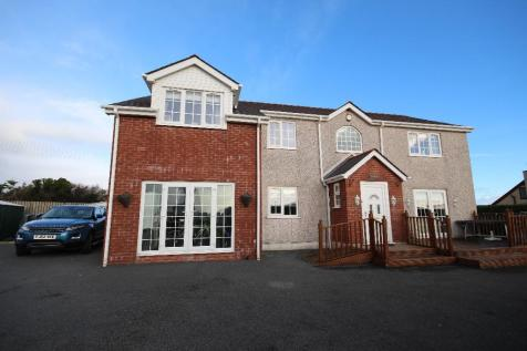 Ty Croes, LL63, North Wales - Detached / 5 bedroom detached house for sale / £349,000