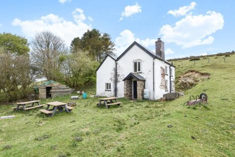 Llananno,Llandrindod Wells,LD1, Mid Wales - Detached / 3 bedroom detached house for sale / £105,000