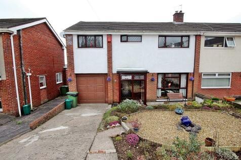 Maes-y-rhedyn , Talbot Green, Pontyclun, Rhondda, Cynon, Taff. CF72 8AN, South Wales - Semi-Detached / 3 bedroom detached house for sale / £219,950