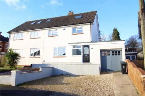 Ridgeway Park Road, NEWPORT, NP20 5AL, South Wales - Semi-Detached / 4 bedroom semi-detached house for sale / £259,950