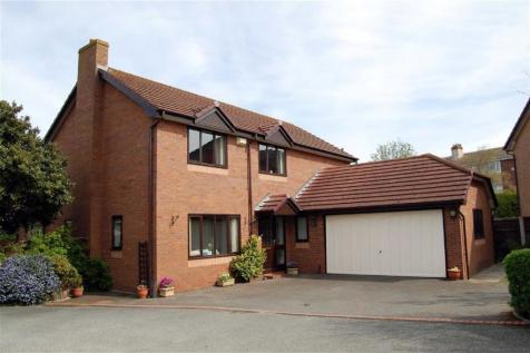 Marine Gardens, Deganwy, Conwy, LL31 9DR, North Wales - Detached / 4 bedroom detached house for sale / £365,000