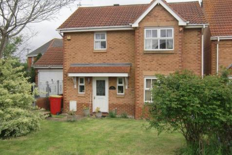 Rockfield Way, Caldicot, NP26 3FD, South Wales - Detached / 3 bedroom detached house for sale / £220,000