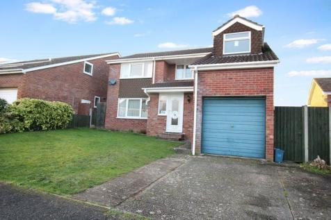 Taff Road, Caldicot, NP26 4PY, South Wales - Detached / 4 bedroom detached house for sale / £289,950